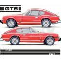 GT6 COUPE' MKI/MKII/MKIII 1966-1973